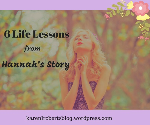 5 Life Lessons om the Story of Hannah (2)
